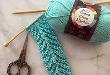 knitting stich