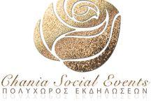 Chania Social Events / ΠΟΛΥΧΩΡΟΣ ΕΚΔΗΛΩΣΕΩΝ (γάμος - βάπτιση - γενέθλια κλπ.) www.chaniasocialevents.gr +30 6980809999 Wedding project