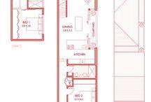 Narrow TownHouse