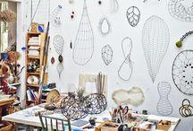 Art Spaces & Rooms
