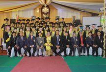 Wisuda 2013 / Prosesi Wisuda Politeknik Sawunggalih Aji Tahun 2013