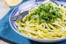 Těstoviny: zeleninové