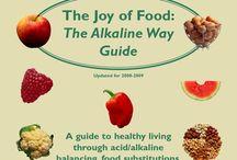 Alkaline  health food
