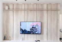salas de tv escandinavo