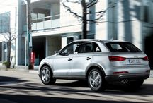 Audi Q3 / The Audi Q3 – the urban way to go offroad: powerful, versatile, compact and efficient. Strong and expressive. Source: Audi AG