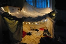 School holiday cave