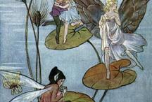 Волшебный мир фей