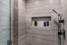 Shower With Waterfall