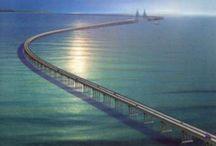удивительные мосты