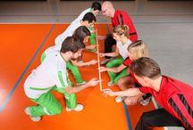 Gruppenspiele / Teambuilding