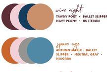 color paletts