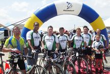 Bike to Beach 2013 Team Lindsay