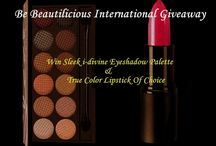 Be beautilicious giveaway / by Ria Alemina Ginting