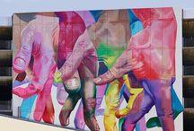street art. case maclaim