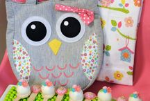 Nursery - Owl Theme