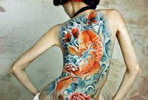 Body Art And Beauties / by Danyl Phillips