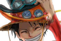 One Piece / Straw Hat Pirates