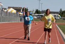 Summer Games / Summer Games is a state competition with more than 1,000 athletes and Unified Sports partners who compete during this two-day event. This event draws more than 1,000 day-of volunteers and gives athletes from all over the state a chance to compete against their peers in track and field, soccer and softball.