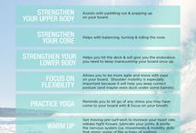Fitness / Exercises and fitness stuff