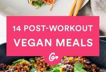 veggie workout food