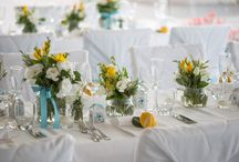 Flower Centrepieces
