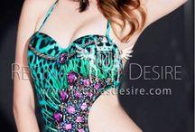 Regina's Desire Luxury Swimwears with Swarovski Elements / You would like a real luxury swimwers? The Regina's Desire swimwears made in Europe with georgeus Swarovski Elements