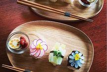 Sushi & Bento designs