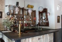 The Owl Music Parlor (Brooklyn) / Oso Industries built the bar for the space in Brooklyn.