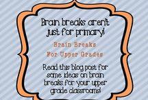 Brain Breaks / by Robin Mintzes
