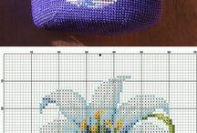 crochet manik