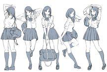 Manga motion