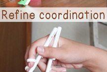 fine coordination