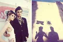Cute couple photos / by Nicole Bosch