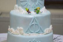 Bröllop - Tårtor