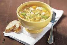 Soup Recipes / by Ginger
