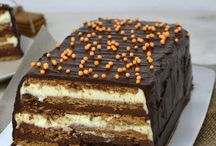 Torta de chocolate sin horno