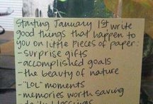 2014 / Anything and Everything I would like to or can accomplish this year.  / by Tricia Mateo