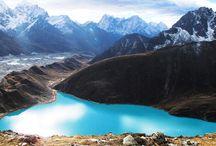 ON AN ADVENTURE - NEPAL