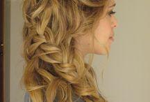 Boho Bridal Hair / Inspirational Boho Bridal Hair Styles