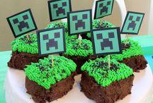 sam bday cakes