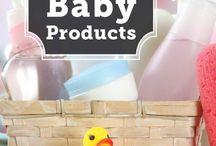 DIY baby products