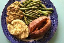 Healthy eating / by Renee' Weaver