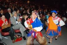 """POSESIÓN DE RAÚL PÉREZ TORRES Y GABRIEL CISNEROS / CON ACTO ARTÍSTICO Y SOLEMNE SE POSESIONARÁ RAÚL PÉREZ El escritor Raúl Pérez Torres se posesionará, como Presidente de la Casa de la Cultura Ecuatoriana (CCE).  En un acto artístico y solemne, bajo la consigna de trabajar para construir la """"Nueva Casa"""", también tomará juramento del cargo Gabriel Cisneros Abedrabbo como Vicepresidente del organismo.  La posesión estará a cargo del arquitecto Alberto Santoro, Presidente encargado en representación de la Jun ta Plenaria."""