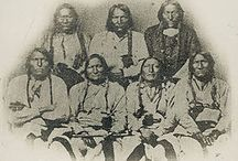 Native American History / I find the history of Native Americans in the Wild West particularly interesting.