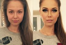 Power of makeup!