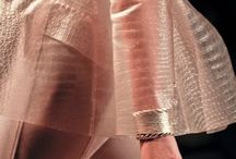 Translucent leather