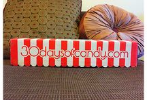 """30 Days of Candy / About: """"Are you ready for a sweet & exciting candy adventure?"""" For full subscription box reviews, visit http://musthaveboxes.com."""