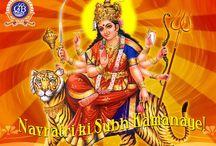 G.L Bajaj - Navratri Wishes