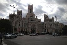 Imágenes de Madrid / Fotos, dibujos, pinturas relacionados con la ciudad de Madrid