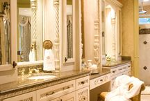 Awesome luxury bathrooms!